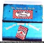 Beech-Nut Tobacco Bin