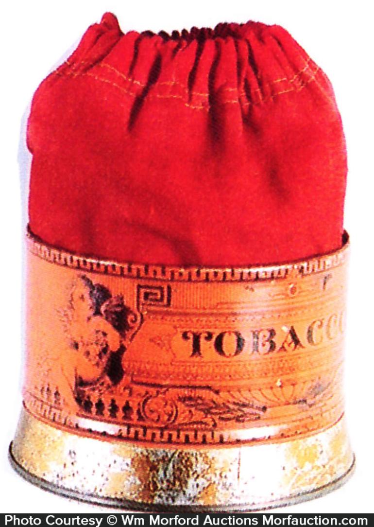Vintage Tobacco Canister