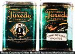 Tuxedo Tobacco Tin Sample