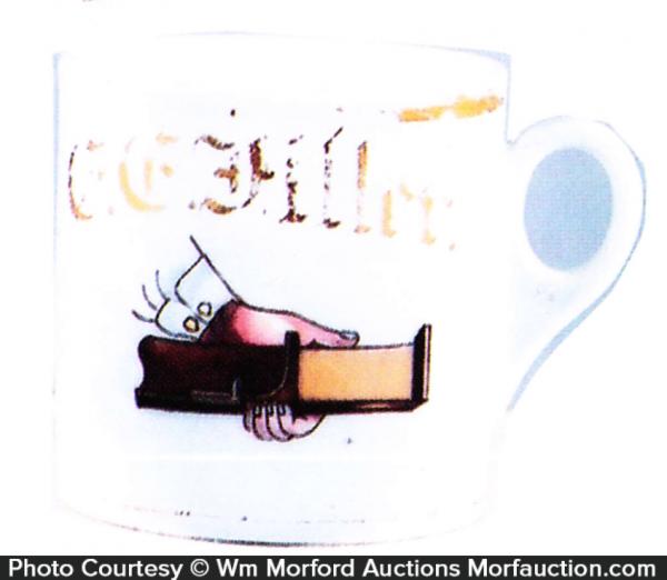 Typesetter Shaving Mug