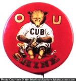 Cub Shoe Shine Pin