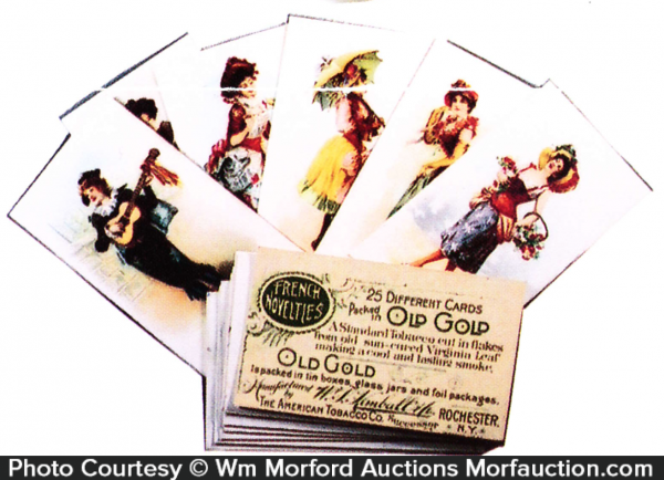 Old Gold Tobacco Cards