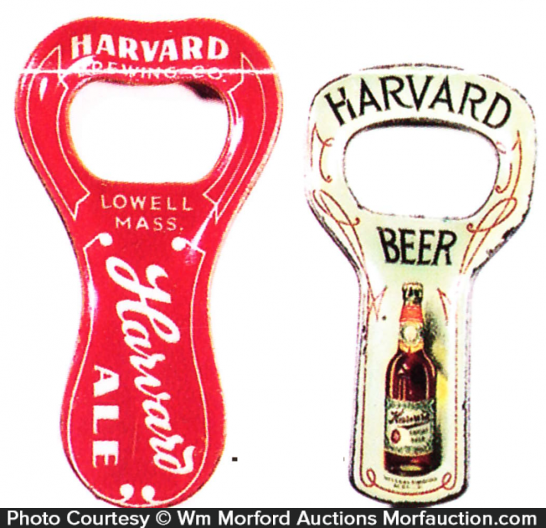 Harvard Bottle Openers