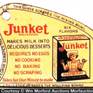 Junket Pot Scraper