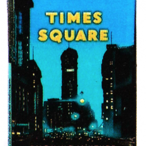 Times Square Pocket Tobacco Tin