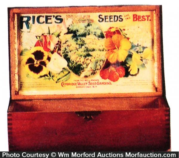 Rice's Seed Box