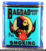 Bagdad Tobacco Tin