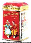 Droste Cocoa Sample Tin