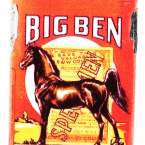 Big Ben Specimen Tobacco Tin