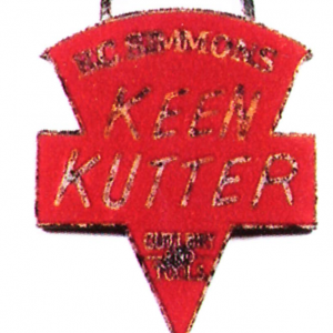 Keen Kutter Watch Fob