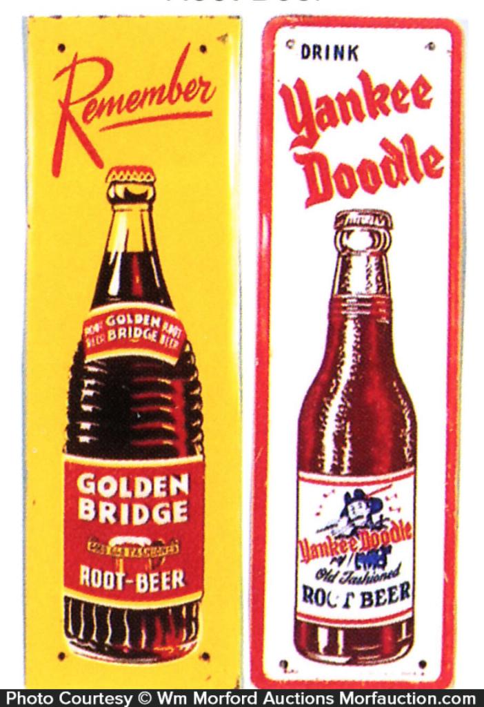 Root Beer Door Pushes