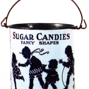 United Sugar Candies Pail