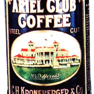Ariel Club Coffee Can