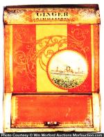 Vintage Spice Bin