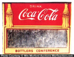 Coca-Cola Conference Badge