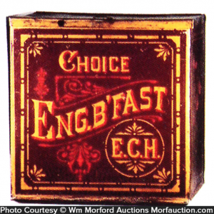 Choice Tea Tin