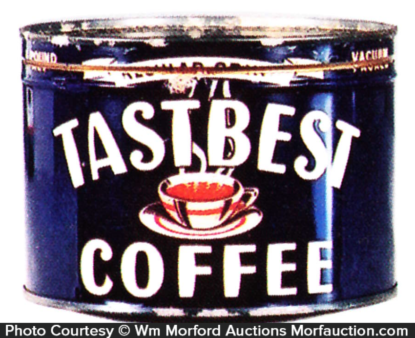 Tastbest Coffee Can