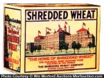 Shredded Wheat Box