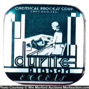 Durite Ribbon Tin