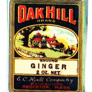 Oak Hill Spice Tin