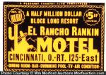 El Rancho Rankin Motel Sign