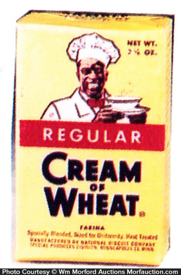 Cream Of Wheat Sample Box