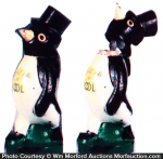 Kool Cigarettes Penguin Lighter
