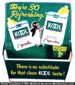 Kool Cigarettes Display