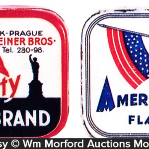 Liberty Ribbon Tins