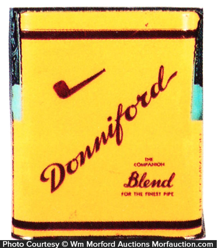 Donniford Tobacco Tin
