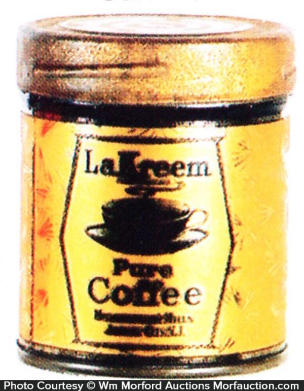 La Kreem Coffee Can Sample