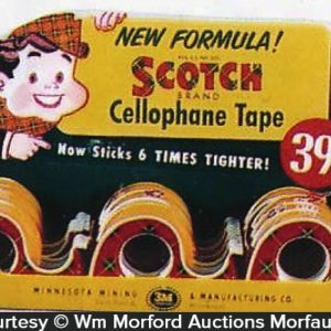 Scotch Tape Display