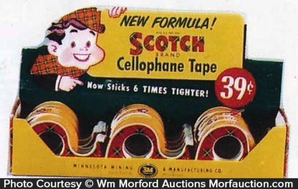 Scotch Tape Display
