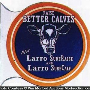 Larro Sure Calves Sign