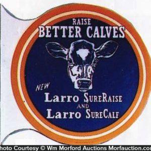 Larro Sure Calves Sign