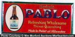 Pabst Pablo Sign
