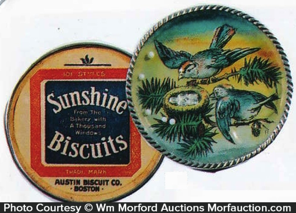 Sunshine Biscuits Puzzle Game