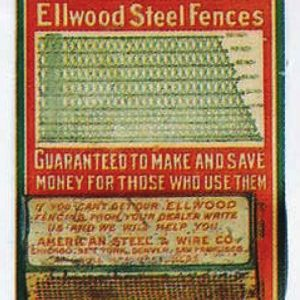 Old Reliable Elwood Fence Match Holder
