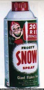 Howdy Doody Snow Spray