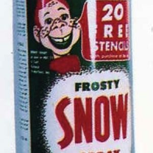 Howdy Doody Snow Spray