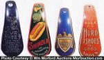 Vintage Advertising Shoe Horns