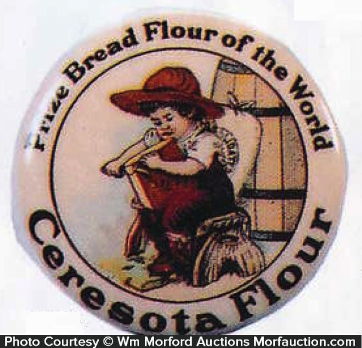 Ceresota Flour Mirror