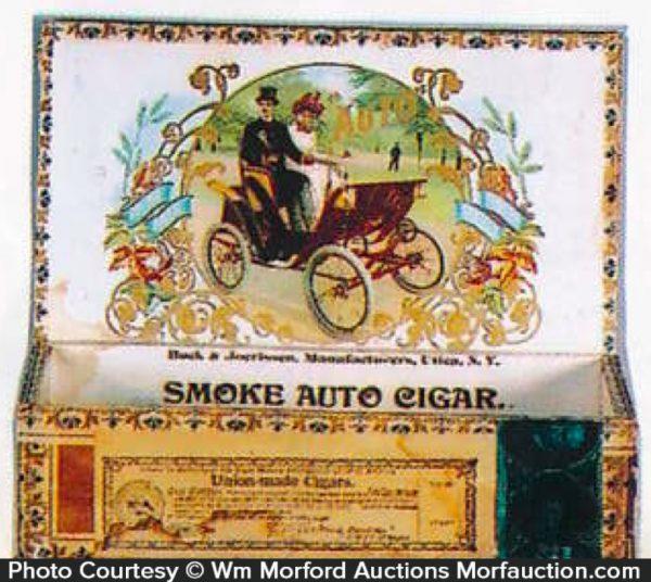 Auto Cigar Box