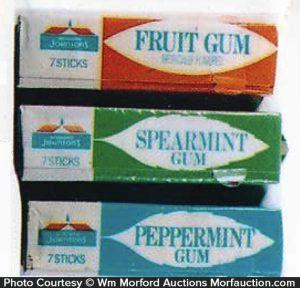 Howard Johnson Gum Packs