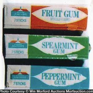 Howard Johnson Gum Packs