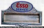 Esso Service Badge