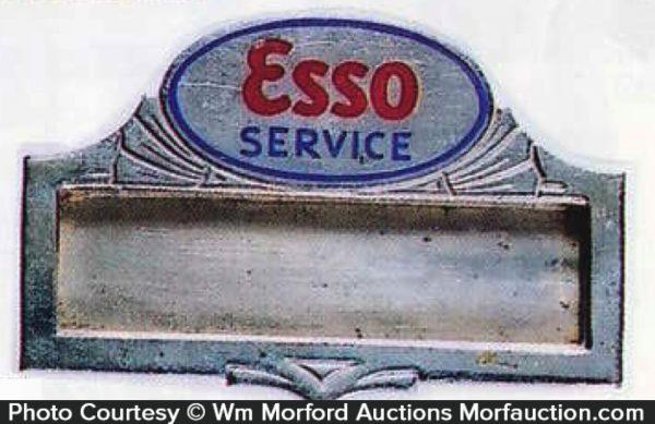 Esso Service Badge