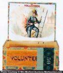Volunteer Cigar Box