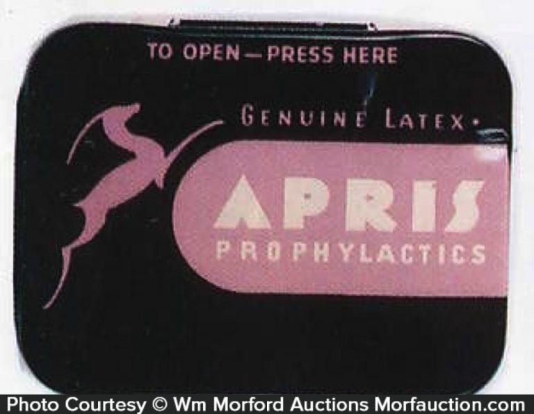 Apris Prophylactics Tin