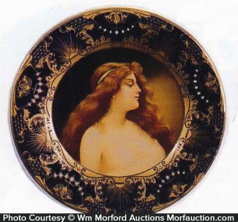 Anheuser-Busch Art Plate